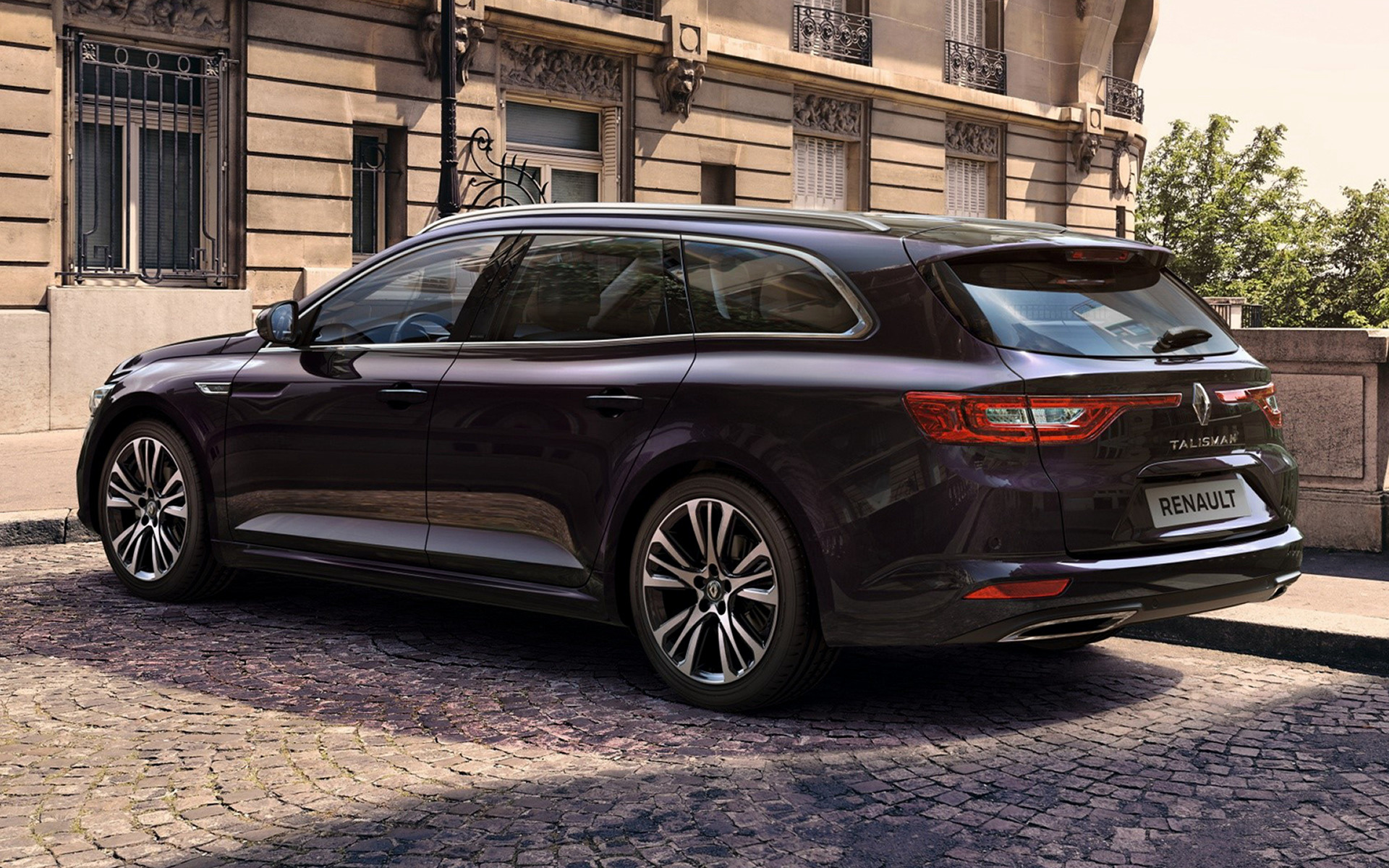 Renault Talisman Estate Initiale Paris (2015) Wallpapers ...