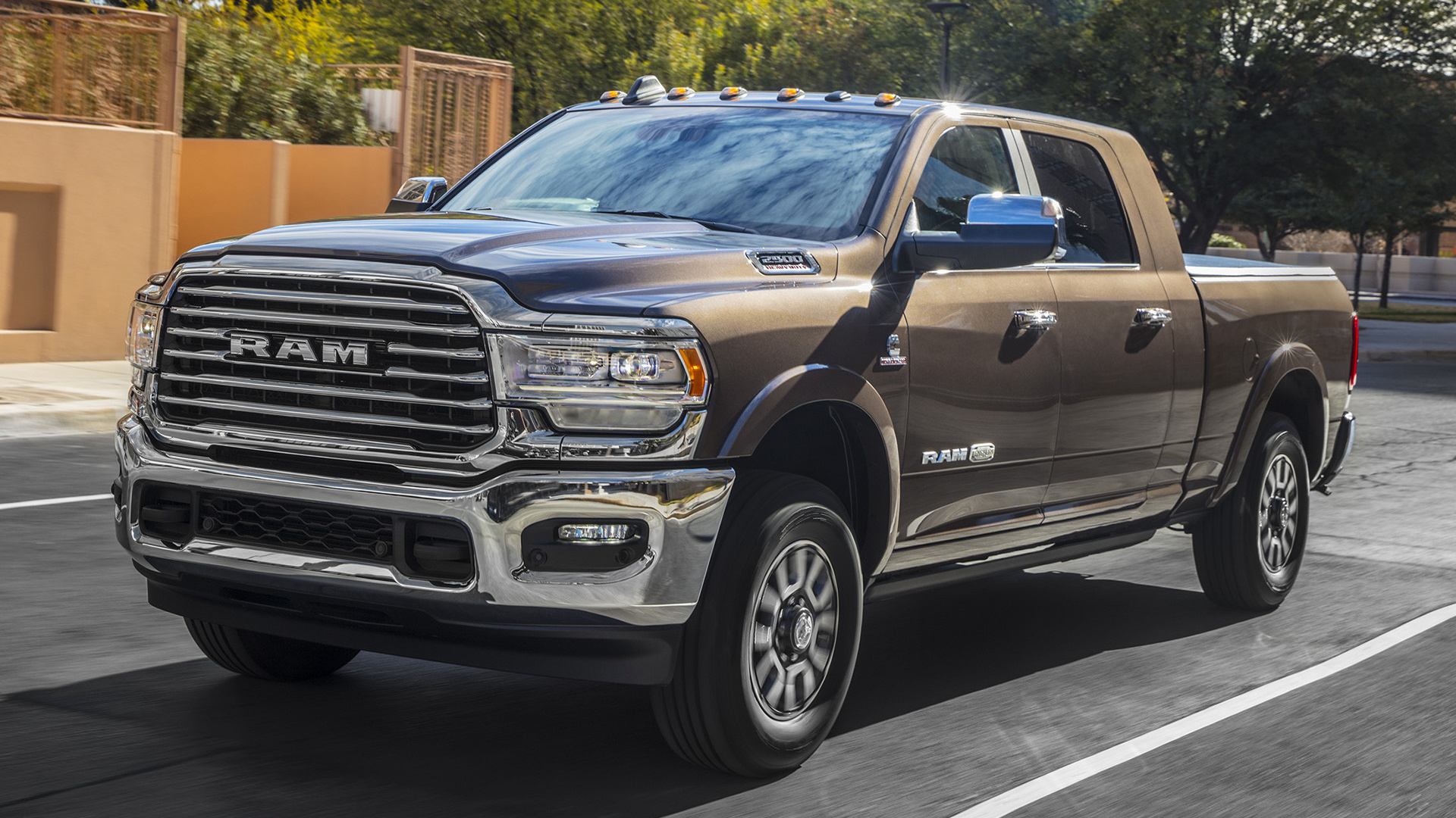 2019 Ram 2500 Longhorn Mega Cab - Wallpapers and HD Images ...