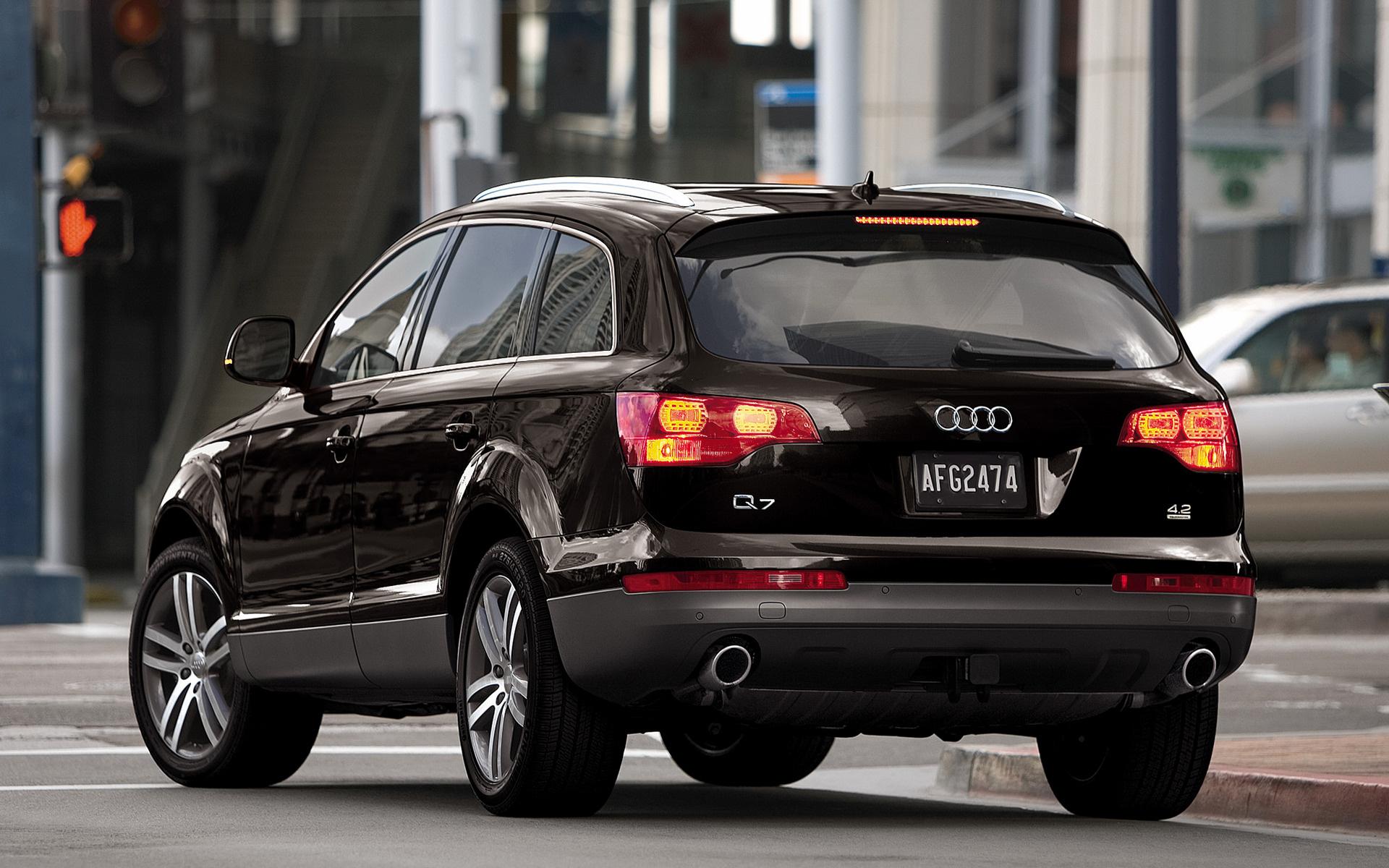 Kelebihan Audi Q7 2007 Harga