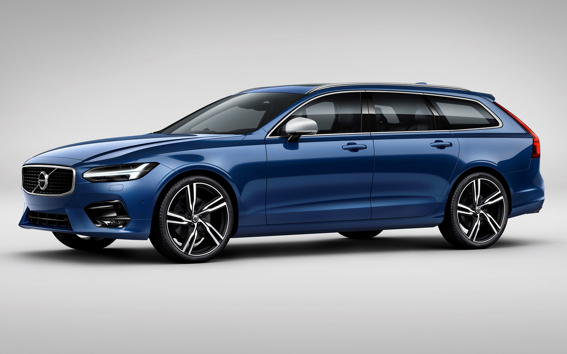 Volvo V90 R Design 2016 Wallpapers And Hd Images Car Pixel