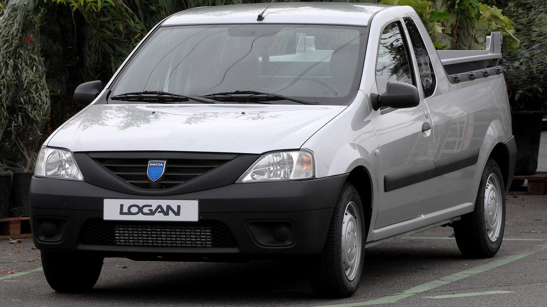 dacia logan pick up 2007 wallpapers and hd images car pixel. Black Bedroom Furniture Sets. Home Design Ideas