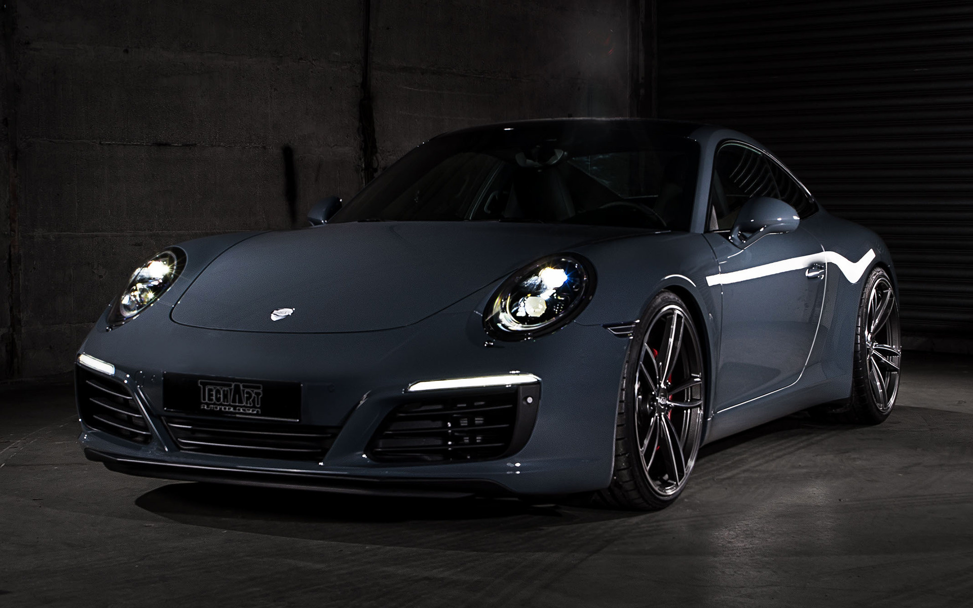 Porsche 911 Carrera by TechArt (2016) Wallpapers and HD ...