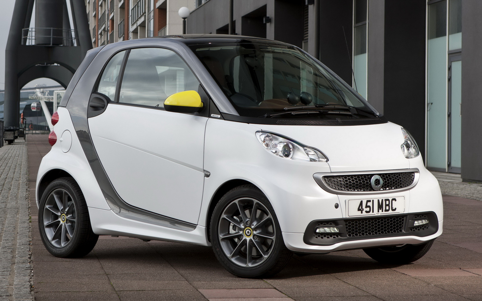 Ws 8 5 Smart Fortwo