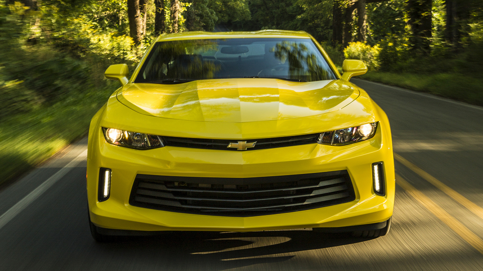 Dodge Ram 2015 >> 2016 Chevrolet Camaro - Wallpapers and HD Images | Car Pixel