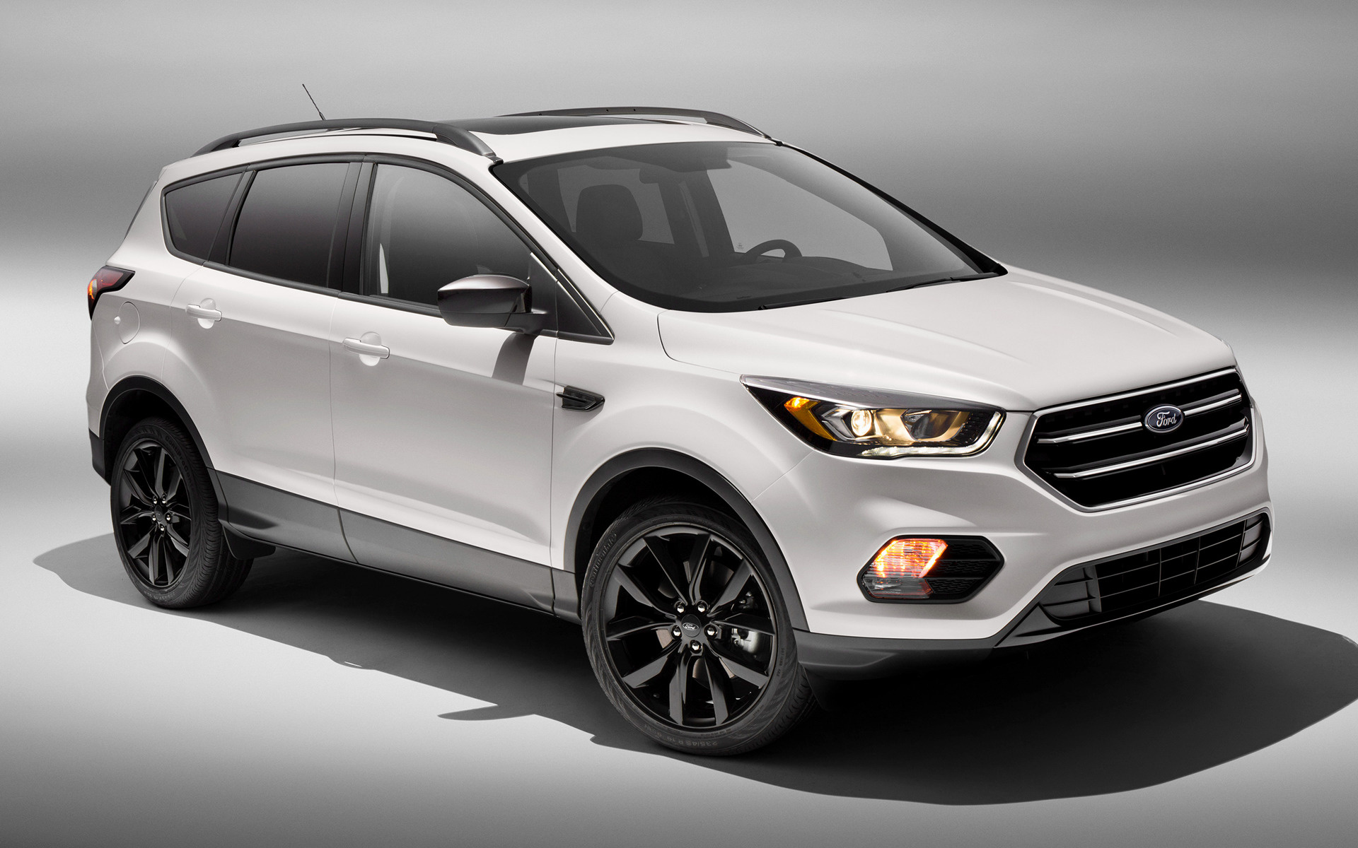 Ford Escape Titanium >> 2017 Ford Escape SE Sport Appearance Package - Wallpapers ...