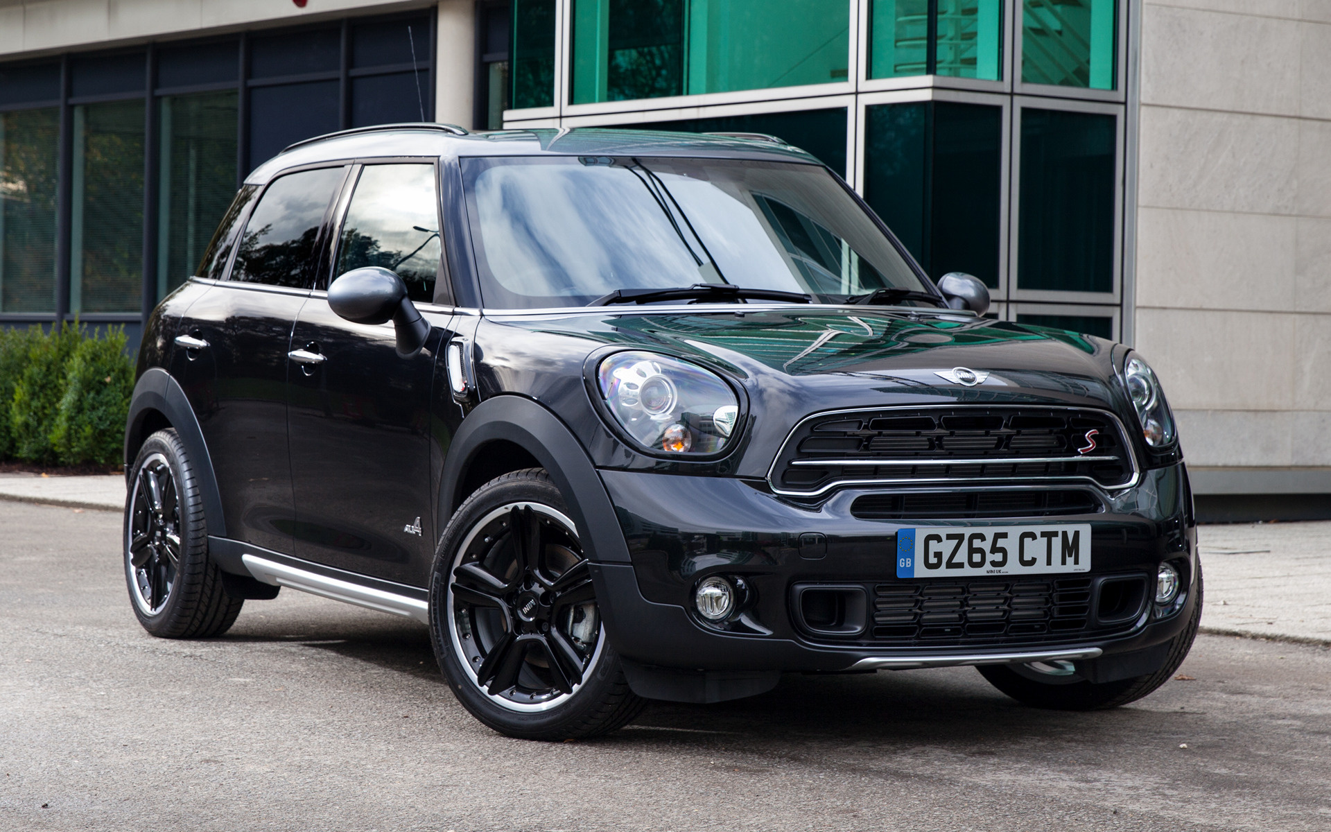 Mini Cooper S Countryman Special Edition 2015 Uk
