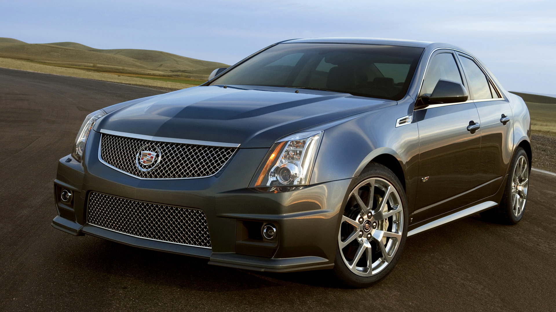 Cadillac Cts V 2009 Wallpapers And Hd Images Car Pixel