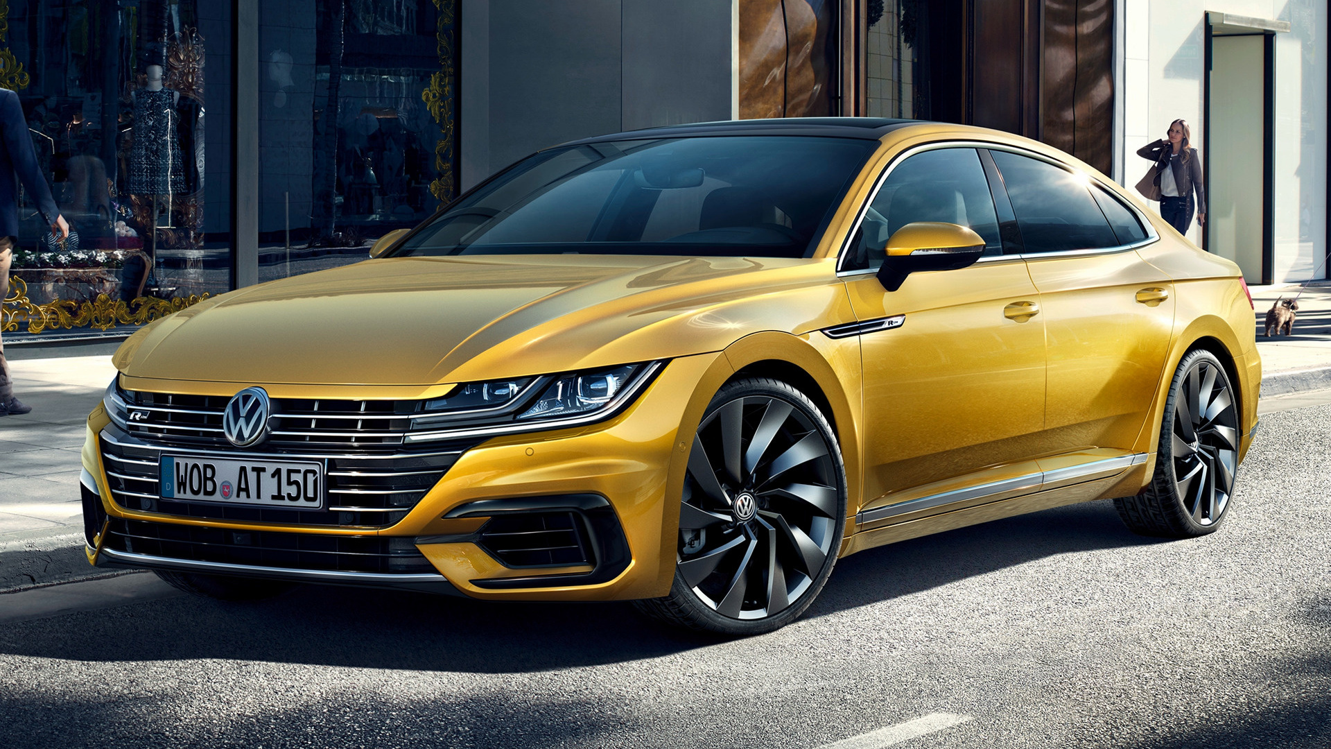 2017 Volkswagen Arteon R Line Wallpapers And Hd Images