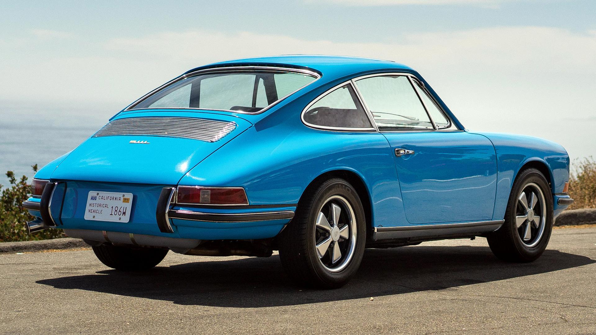 Ed Martin Honda >> 1968 Porsche 911 L (US) - Wallpapers and HD Images   Car Pixel
