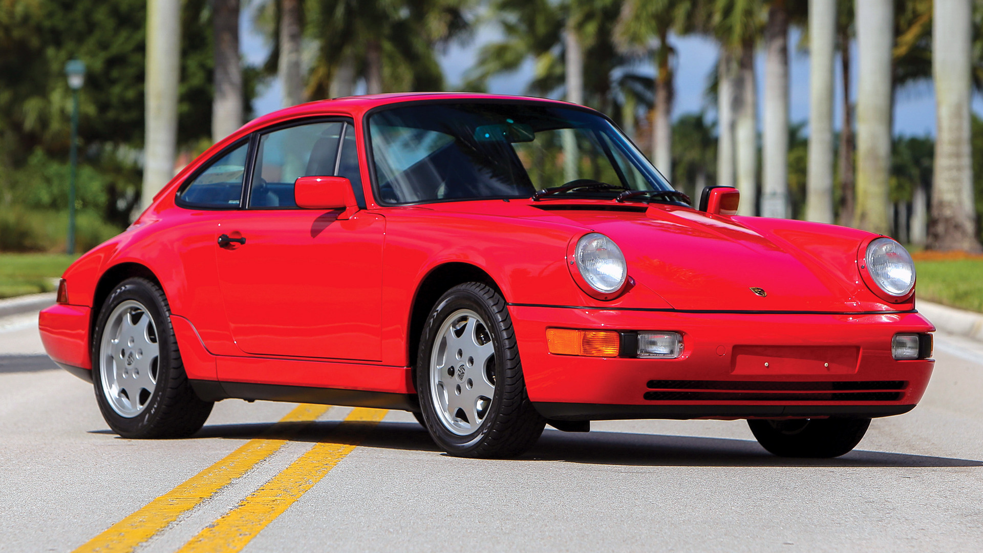 Porsche 911 Carrera 1989 Us Wallpapers And Hd Images