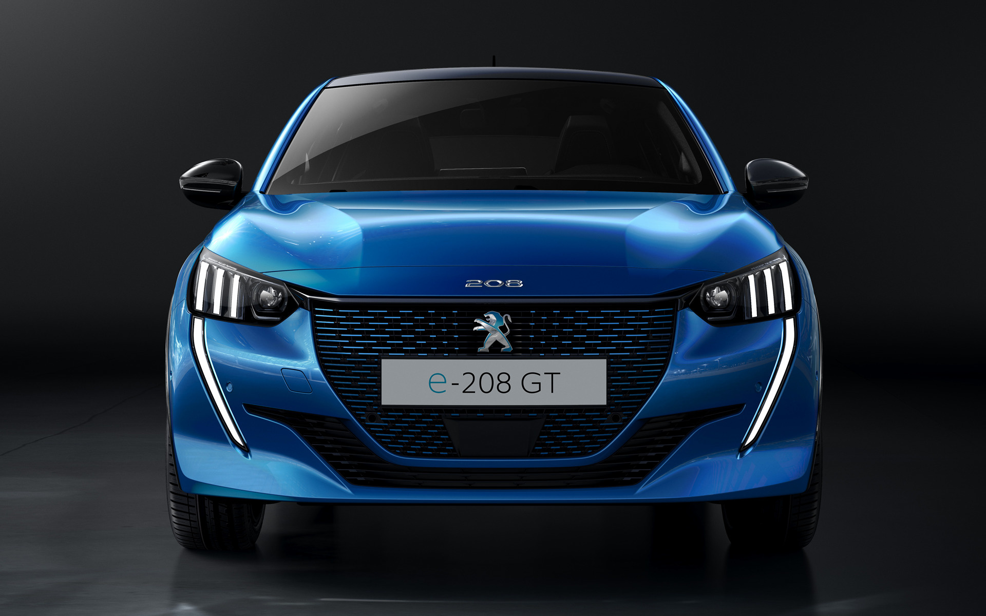 Cars On Line >> 2019 Peugeot e-208 GT - Fonds d'écran et images HD | Car Pixel