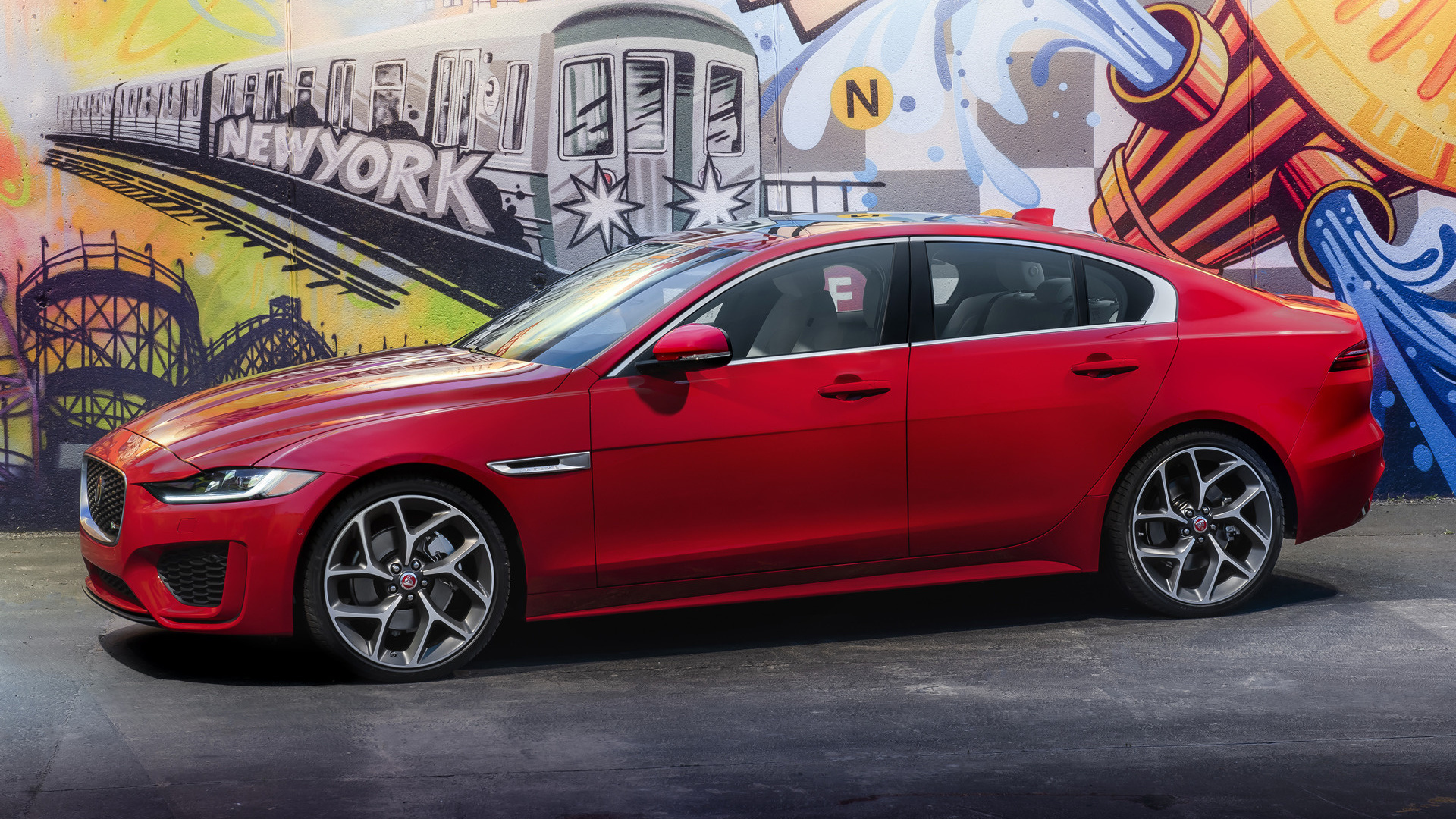 2020 Jaguar XE R-Dynamic (US) - Wallpapers and HD Images ...