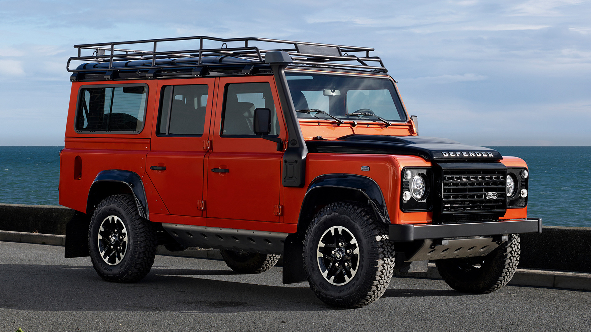 Land Rover Defender 110 Adventure (2015) Wallpapers and HD ...