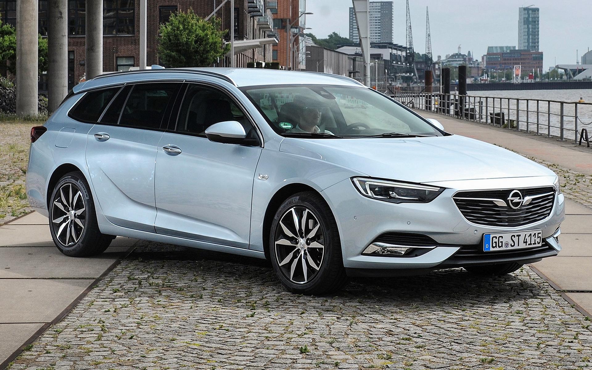 2017 Opel Insignia Sports Tourer Papeis De Parede E Imagens De Fundo Em Hd Car Pixel