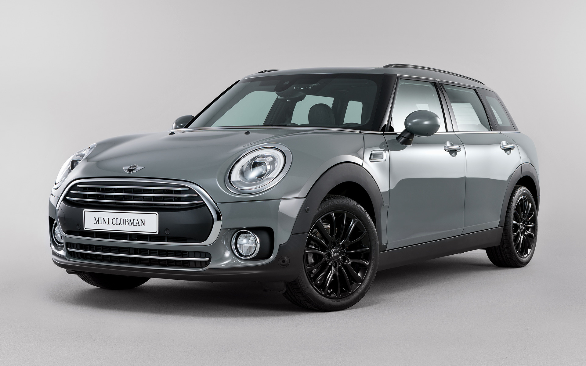 2018 Mini Cooper Clubman Business Edition обои и картинки на