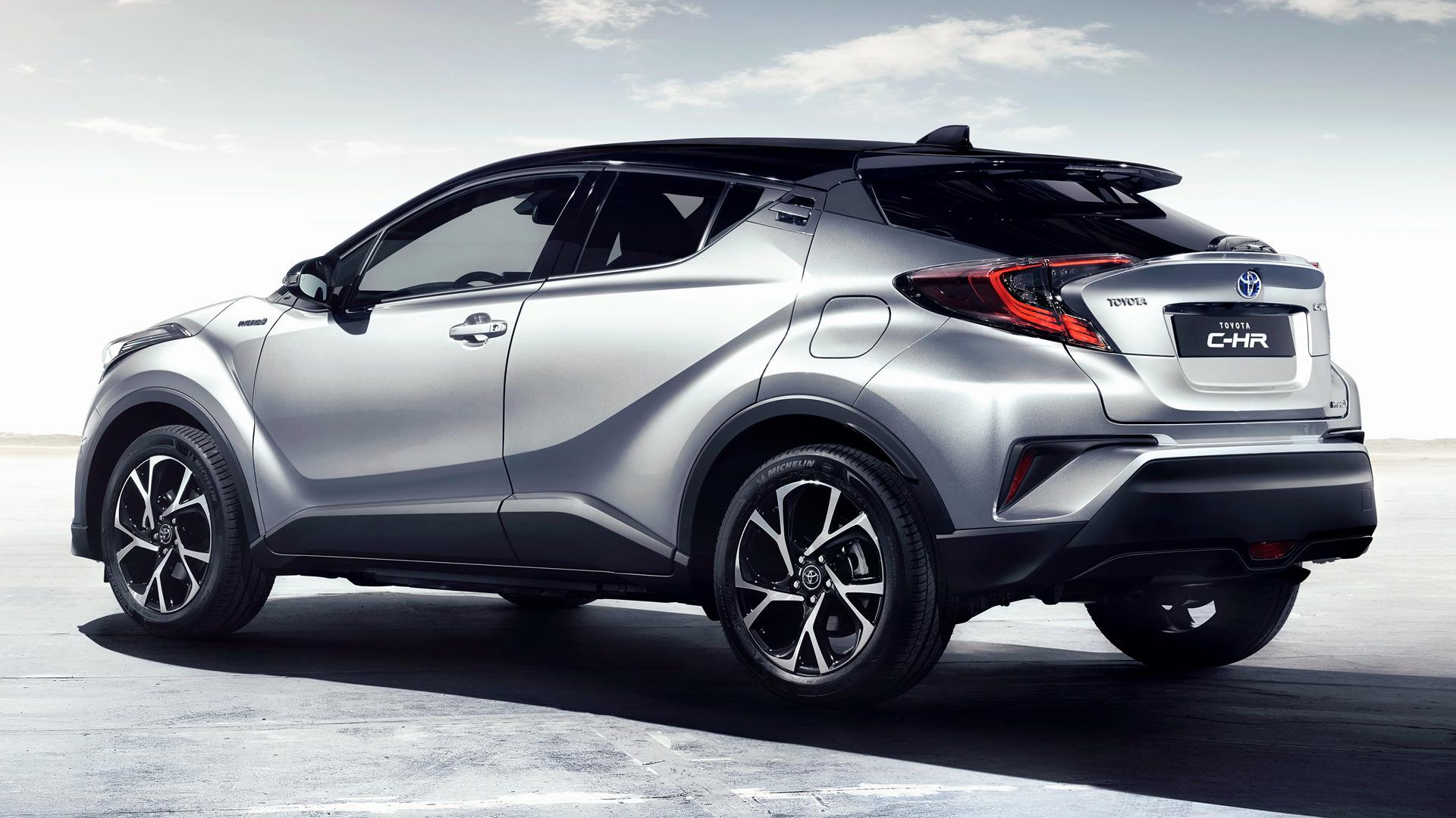 2016 toyota c-hr hybrid