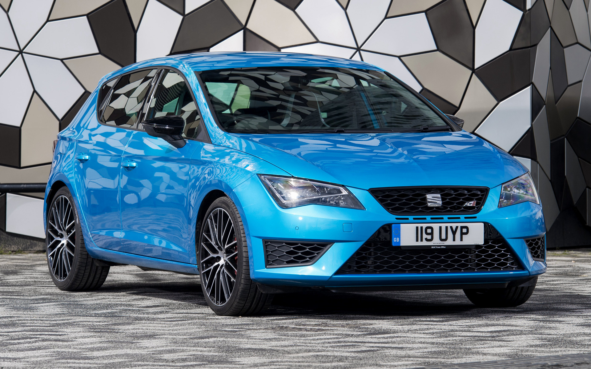 Seat Leon Cupra 290 (2016) UK Wallpapers and HD Images ...