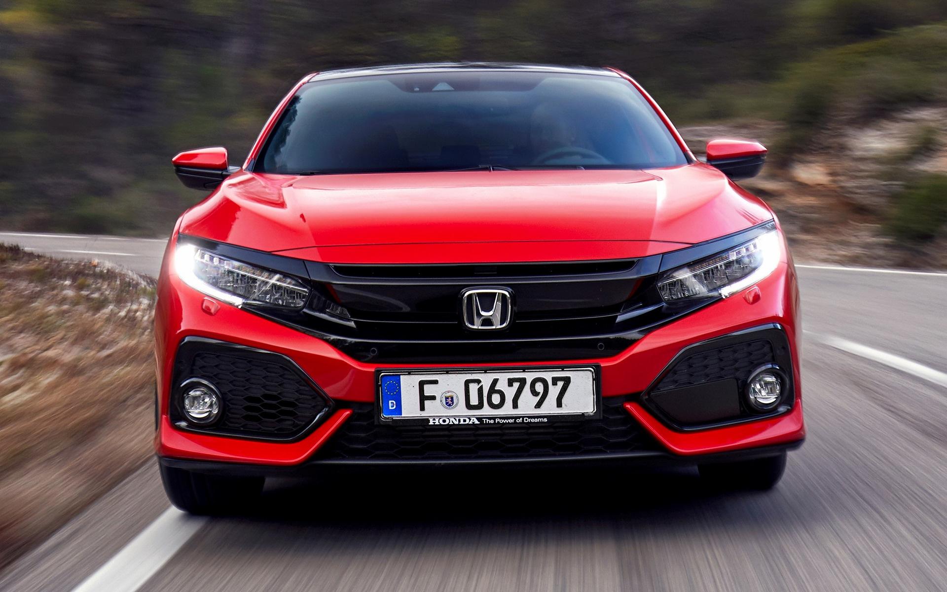 2017 Honda Civic Wallpapers And Hd Images Car Pixel