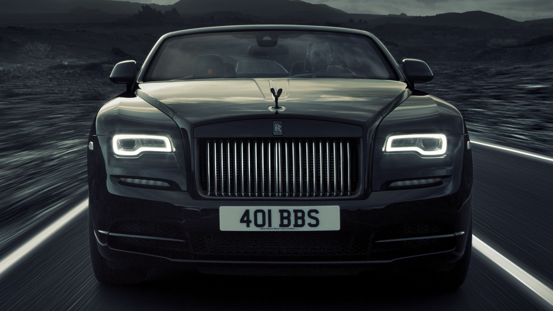 Rolls Royce Dawn Black Badge 2017 Wallpapers And HD Images