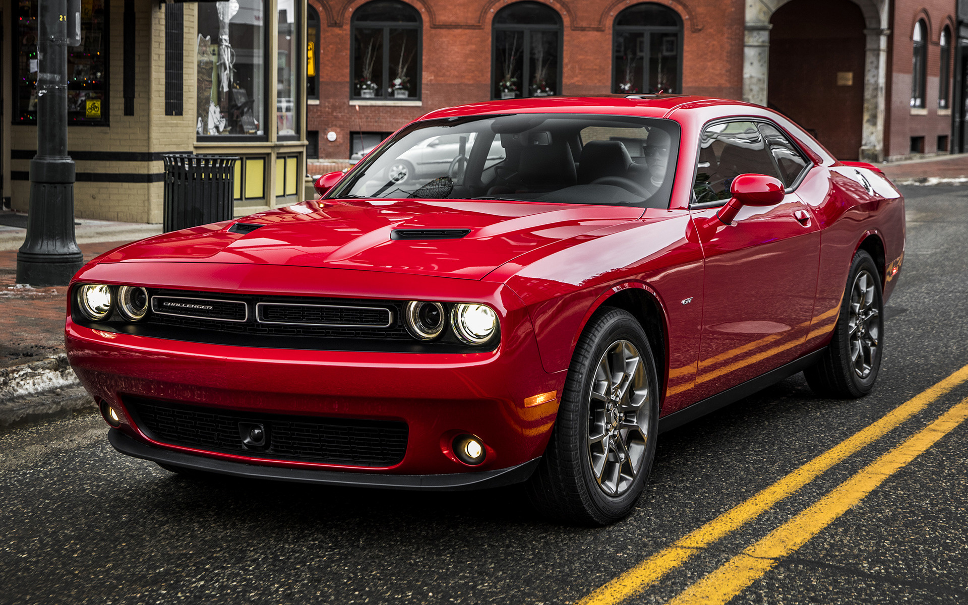 Dodge Ram 2017 >> 2017 Dodge Challenger GT - Wallpapers and HD Images | Car Pixel