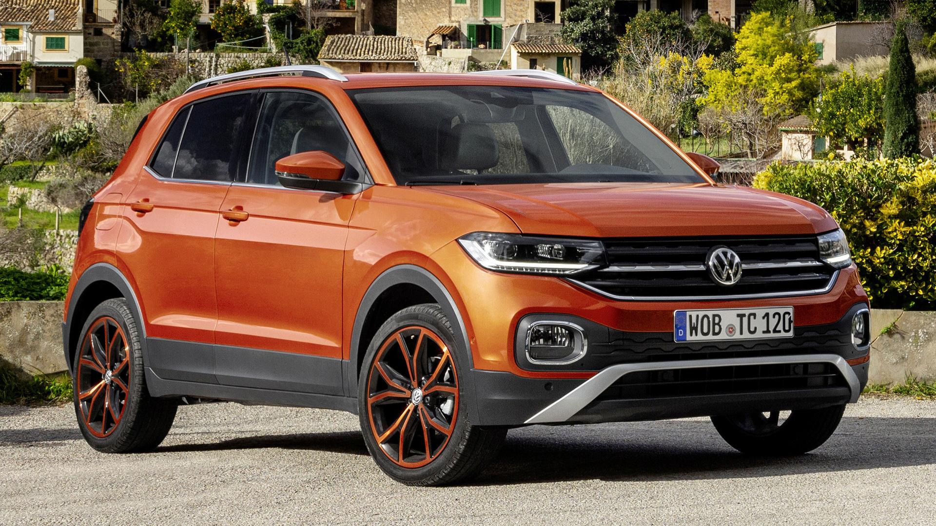 2019 Volkswagen T-Cross - Wallpapers and HD Images | Car Pixel
