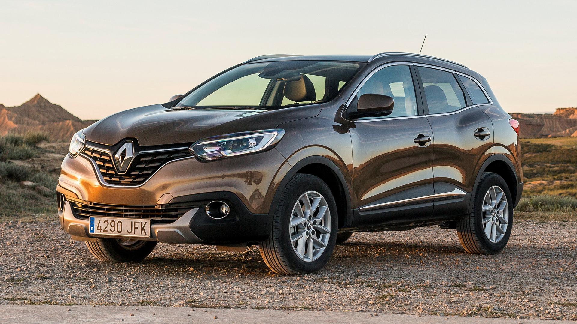Renault Kadjar X Mod 2015 Wallpapers And HD Images Car