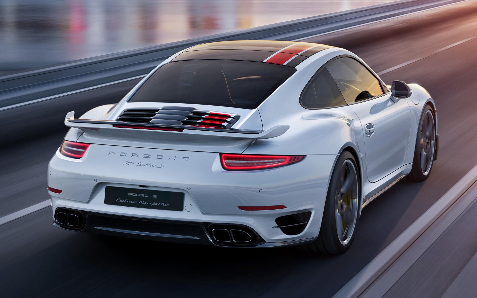 wide 85 - 2015 Porsche 911 Turbo Wallpaper