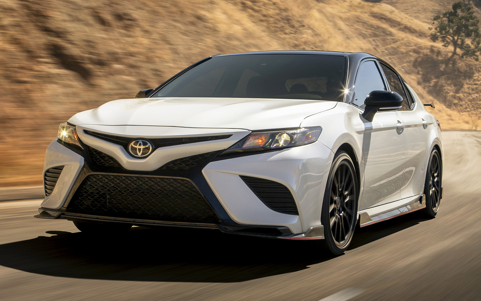 2018 Toyota Camry >> 2019 Toyota Camry TRD - Wallpapers and HD Images | Car Pixel