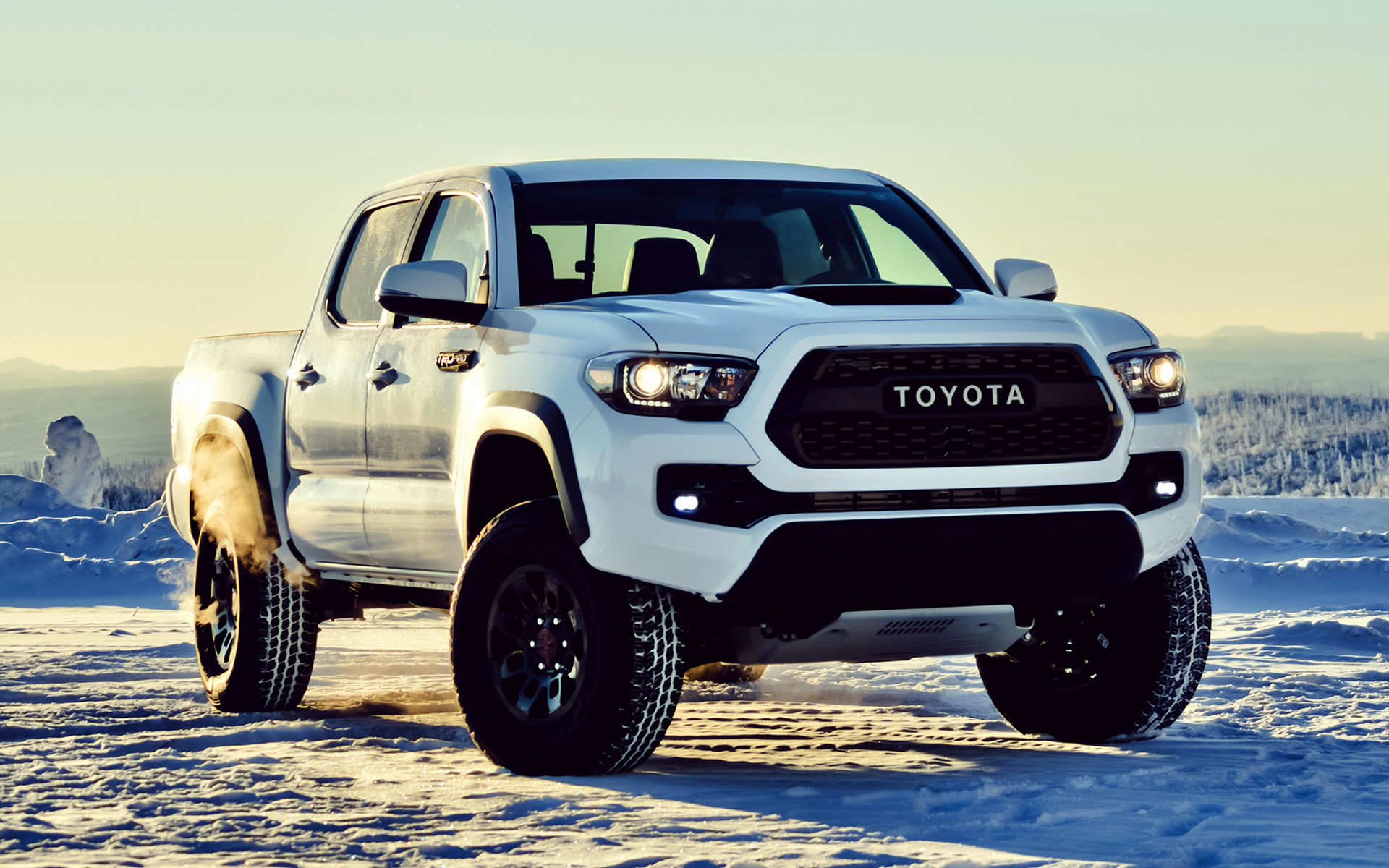 Toyota Tacoma TRD Pro Double Cab (2017) Wallpapers and HD Images - Car Pixel