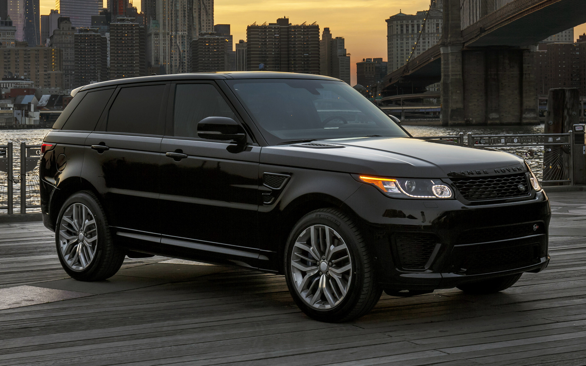 2015 Range Rover Sport Svr Us Wallpapers And Hd Images