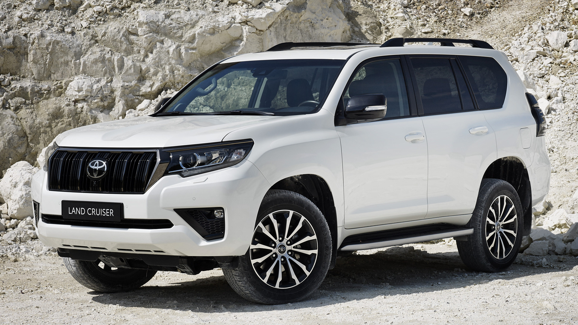 2020 Toyota Land Cruiser 150 Wallpapers And Hd Images Car Pixel