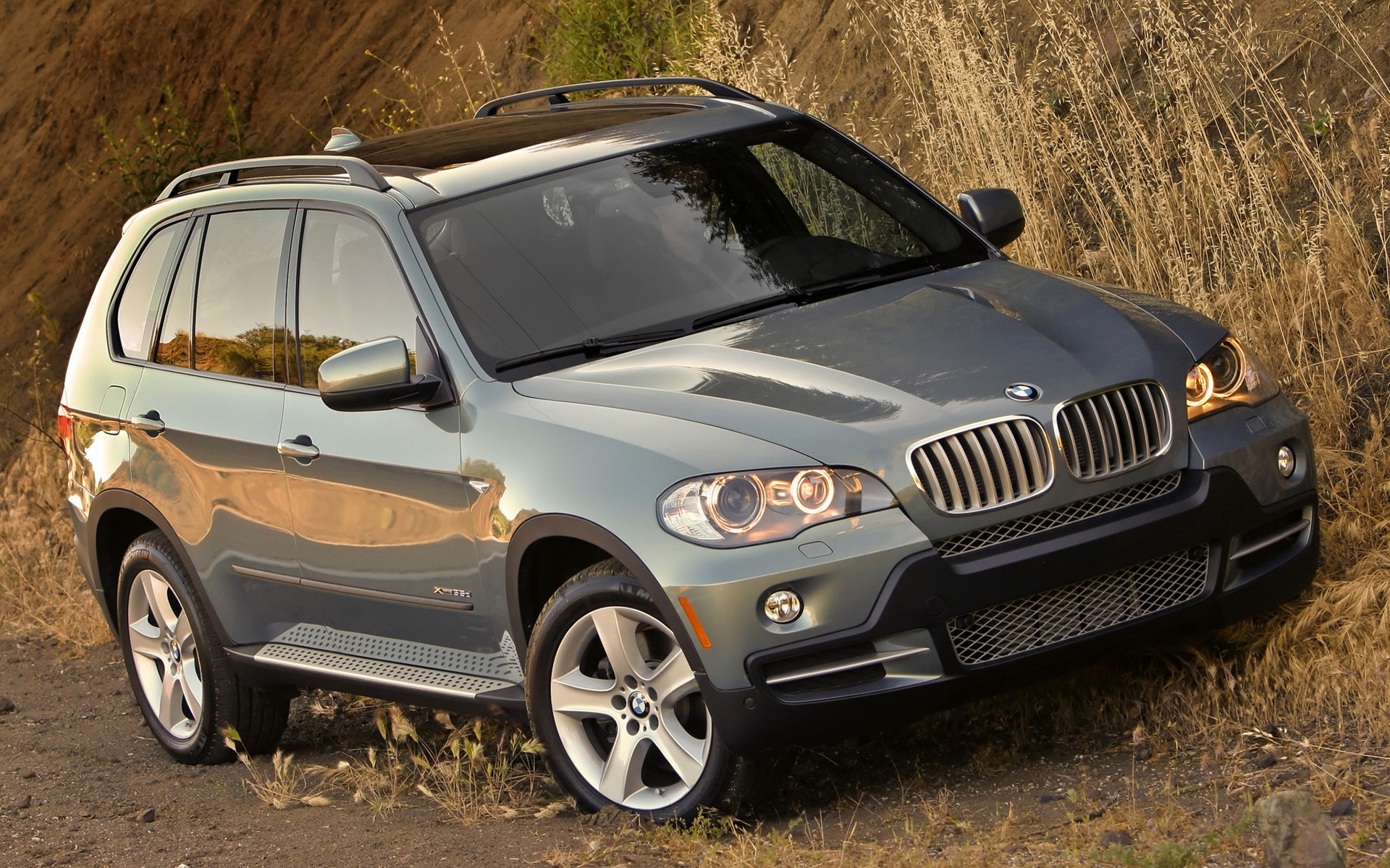 2008 Bmw X5 Us Wallpapers And Hd Images Car Pixel