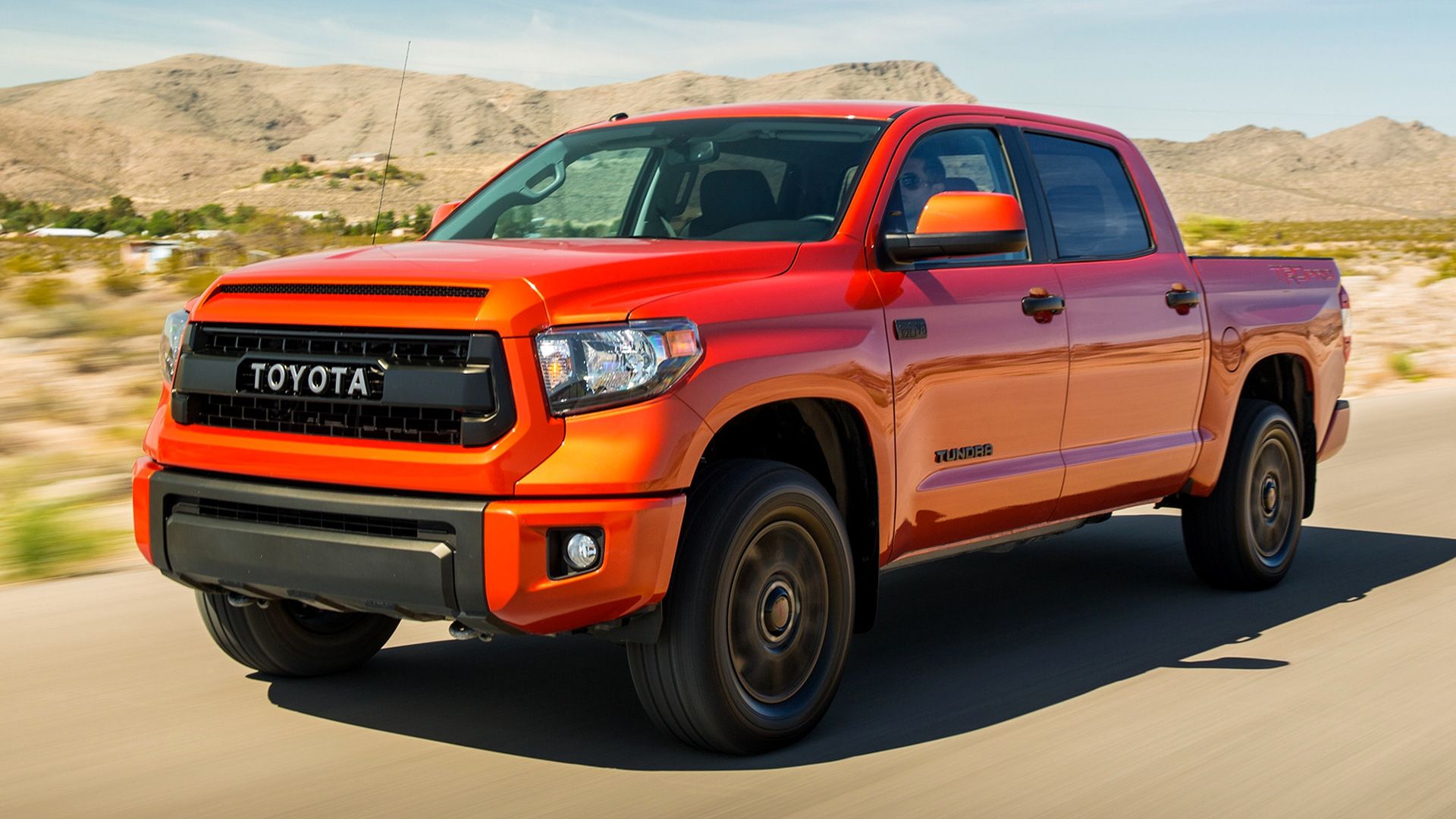 Tundra Trd Pro >> 2014 TRD Toyota Tundra Double Cab Pro - Wallpapers and HD Images | Car Pixel