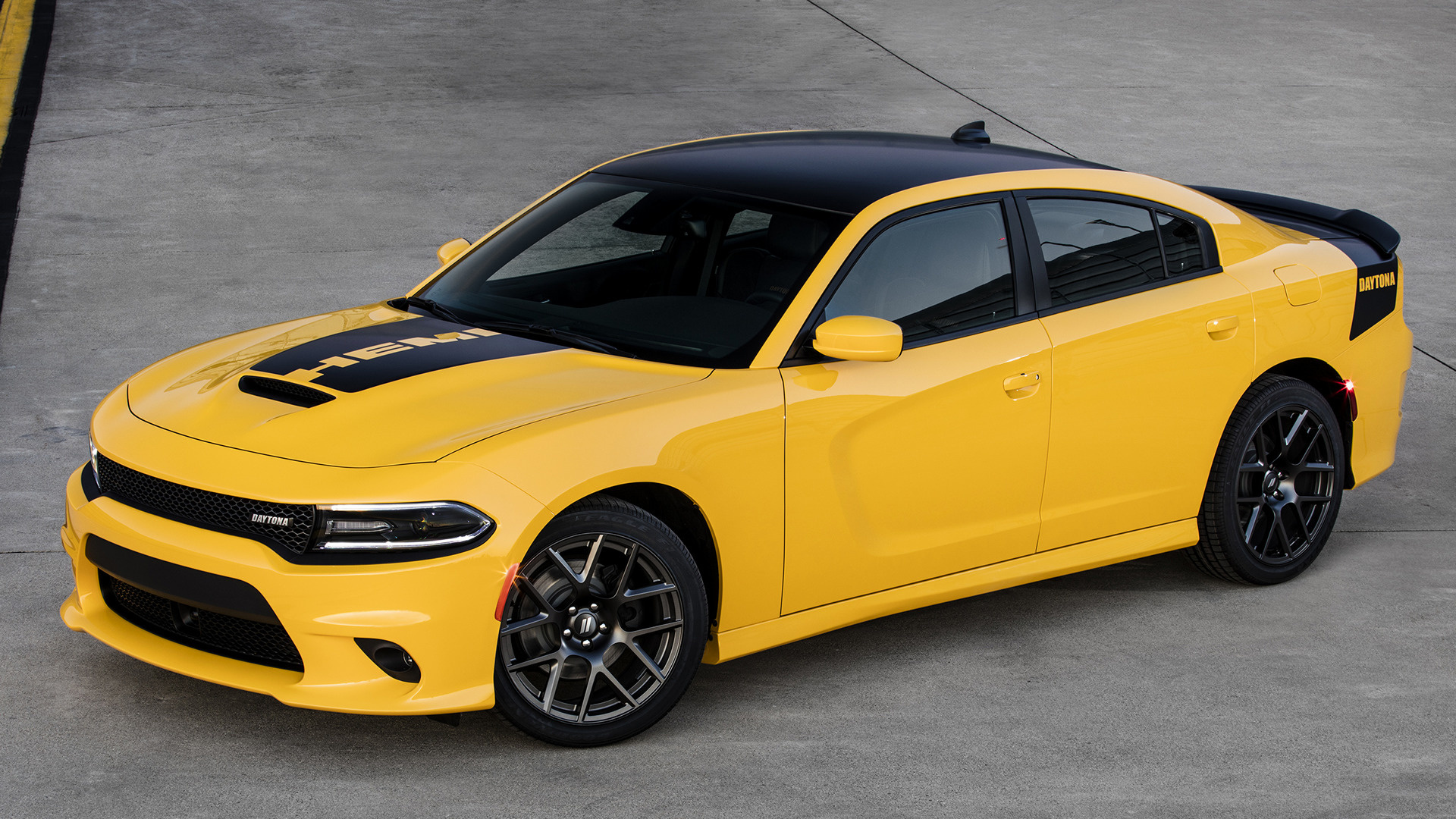 2017 Dodge Charger Daytona Wallpapers And Hd Images