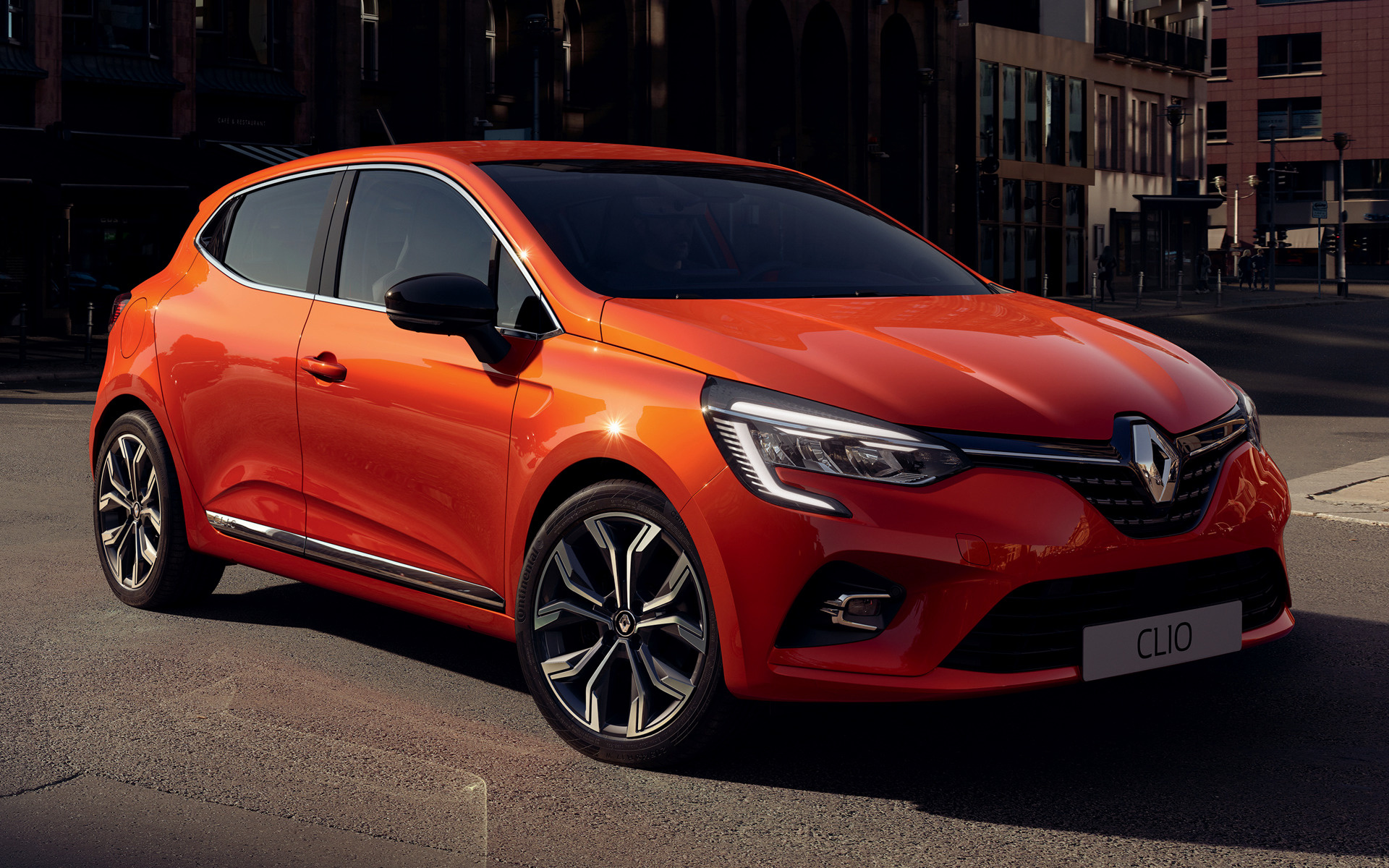 2019 Renault Clio - Wallpapers and HD Images | Car Pixel