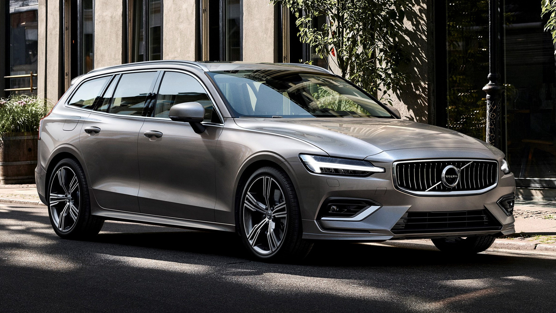 2018 Volvo V60 Inscription Wallpapers And Hd Images Car Pixel