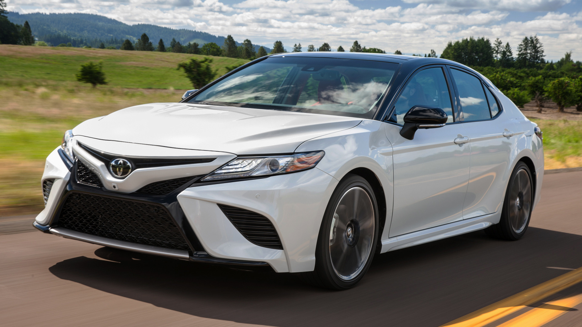 2018 Toyota Camry XSE - Wallpapers and HD Images | Car Pixel