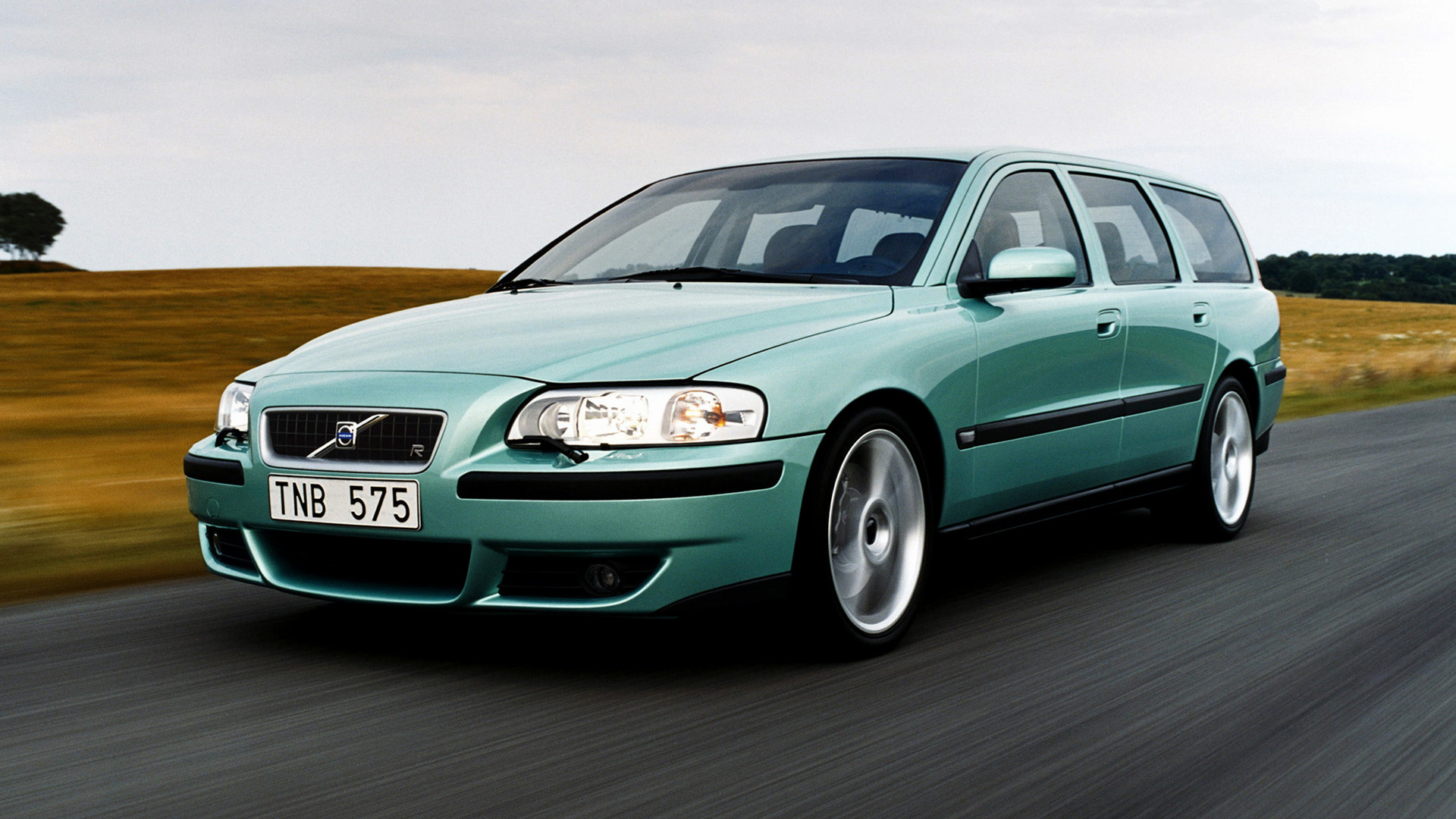 Volvo V70 R (2000) Wallpapers and HD Images - Car Pixel