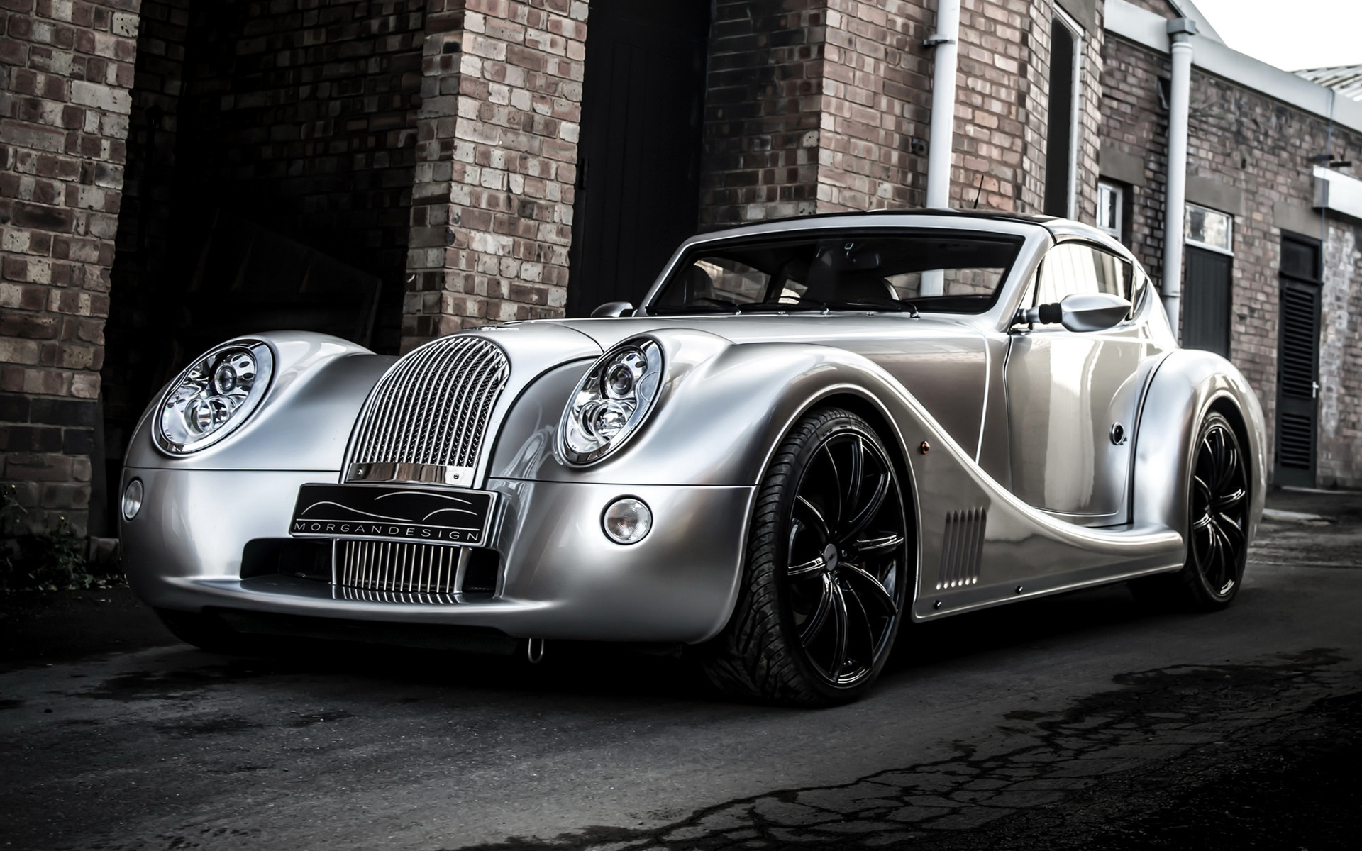 2010 Morgan Aero Super Sports Wallpapers And HD Images