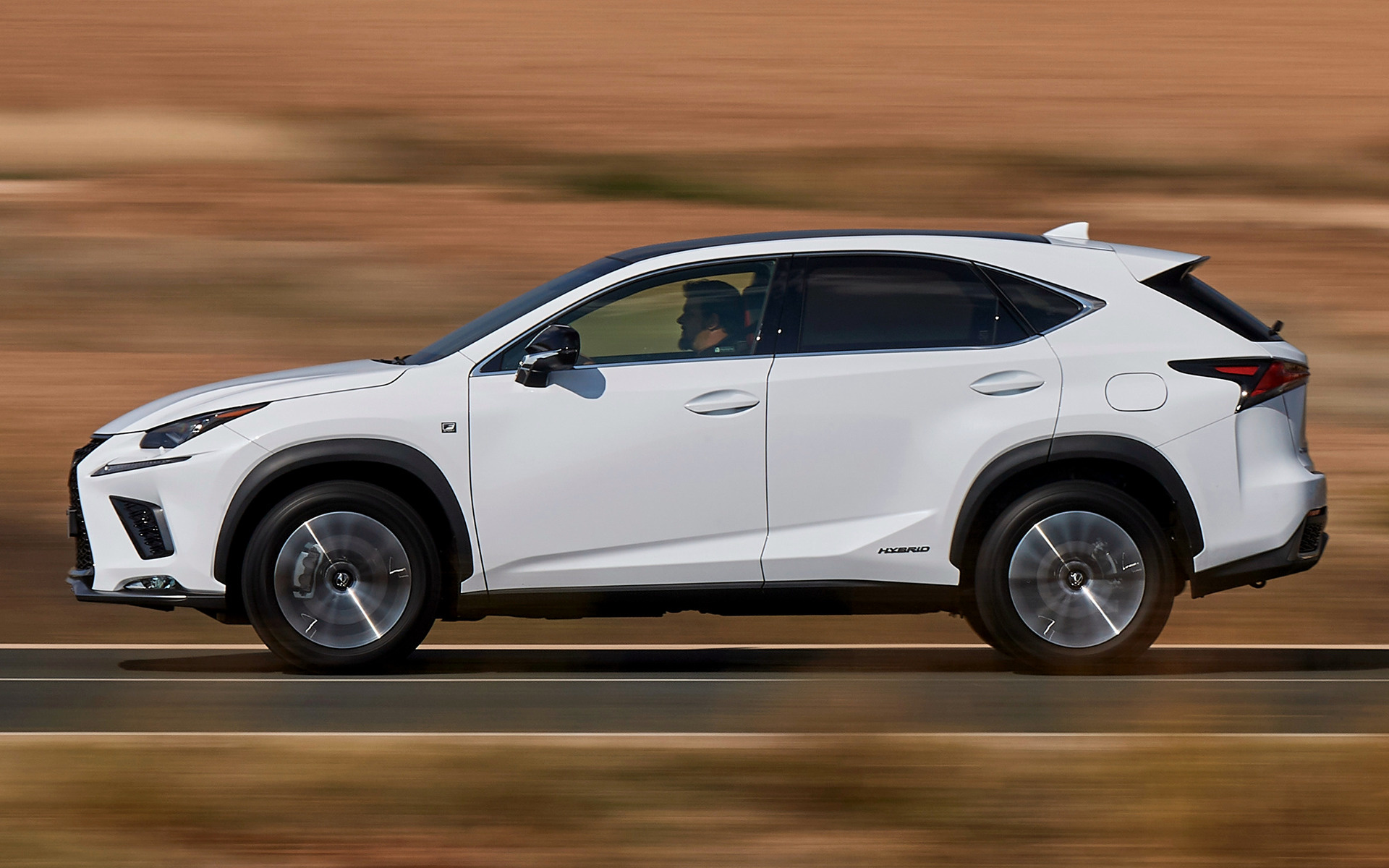 Land Rover Sport 2017 >> 2017 Lexus NX Hybrid F Sport - Wallpapers and HD Images | Car Pixel