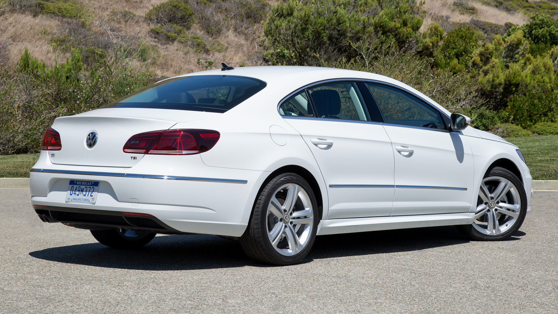 volkswagen cc r line 2013 us wallpapers and hd images car pixel. Black Bedroom Furniture Sets. Home Design Ideas