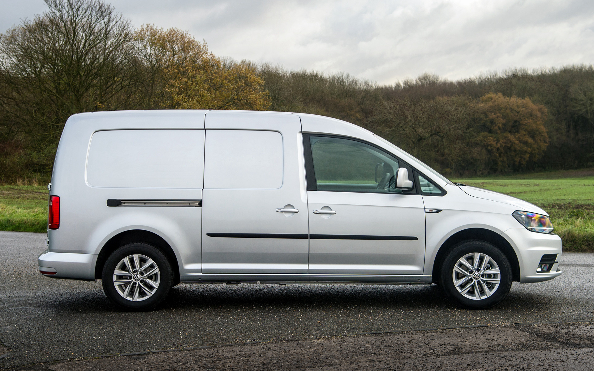 2015 Volkswagen Caddy Maxi Panel Van Uk Wallpapers And