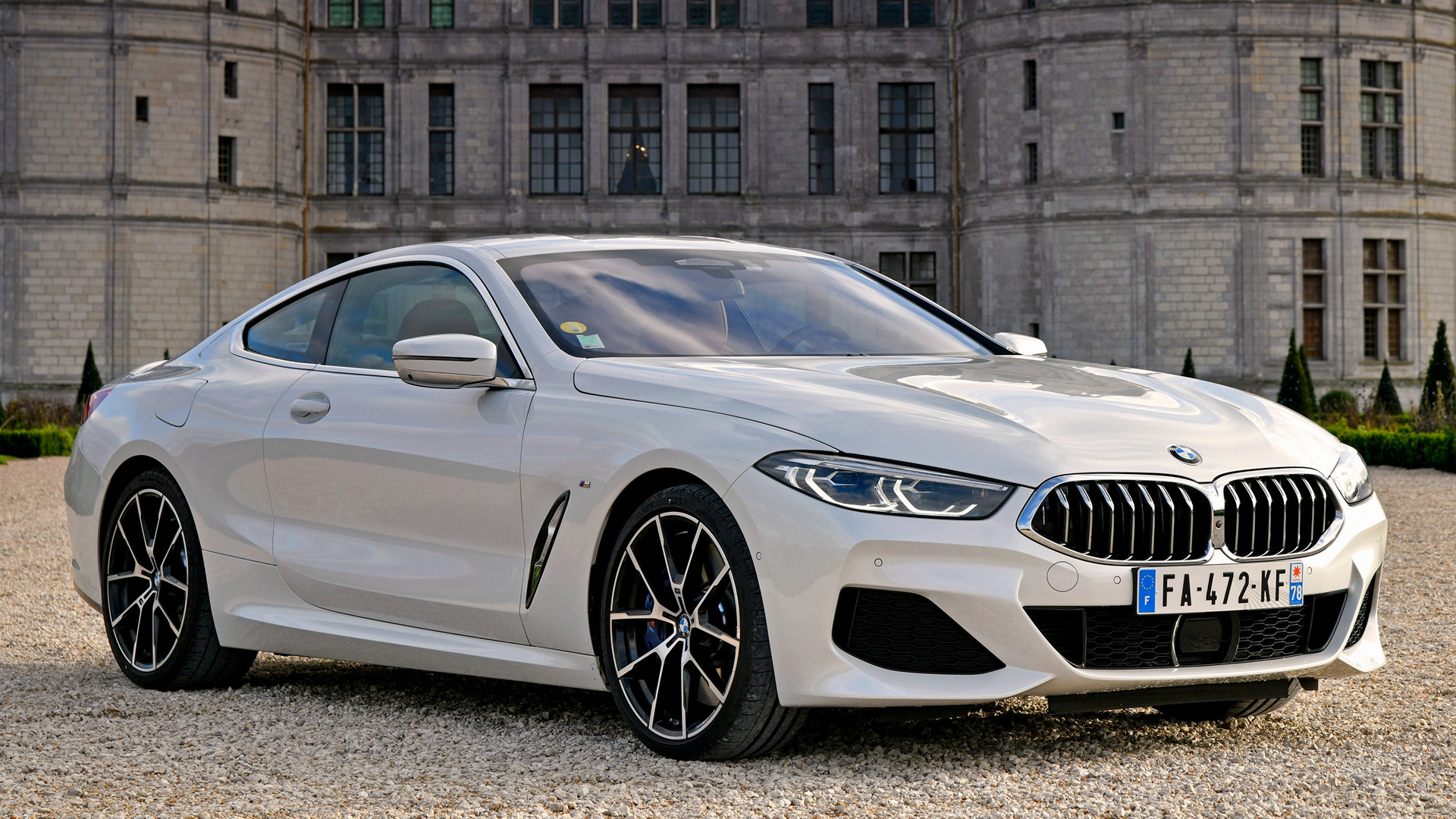 2018 Bmw 8 Series Coupe M Sport Wallpapers And Hd Images