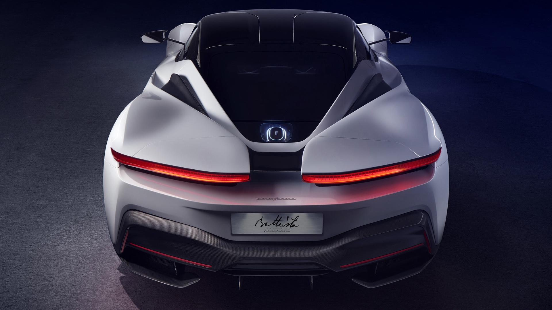 2020 Pininfarina Battista - Wallpapers and HD Images | Car ...