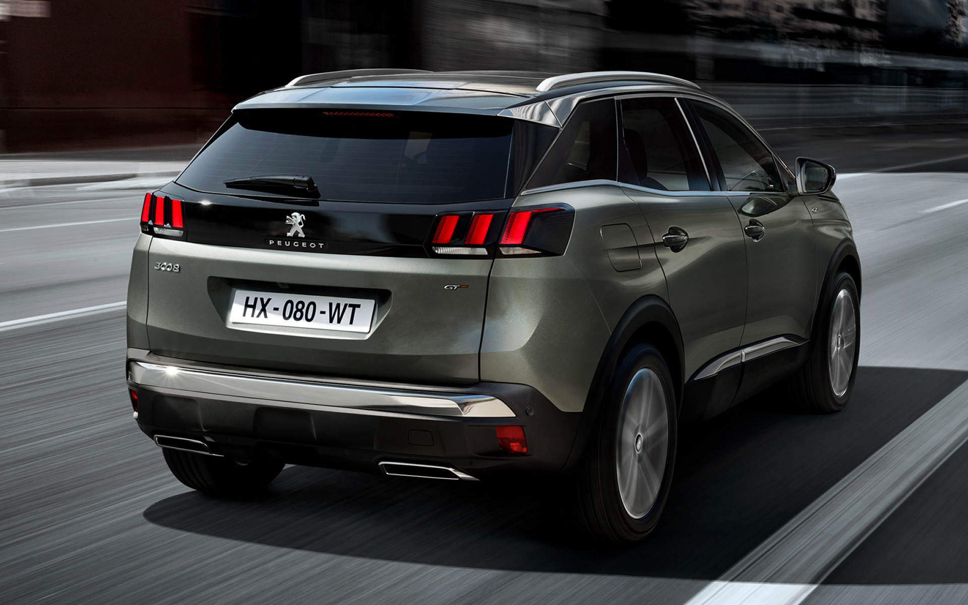 2016 Volkswagen Suv >> Peugeot 3008 GT (2016) Wallpapers and HD Images - Car Pixel
