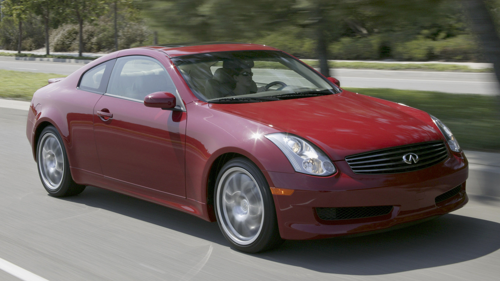2005 Infiniti G35 Coupe Wallpapers And Hd Images Car Pixel