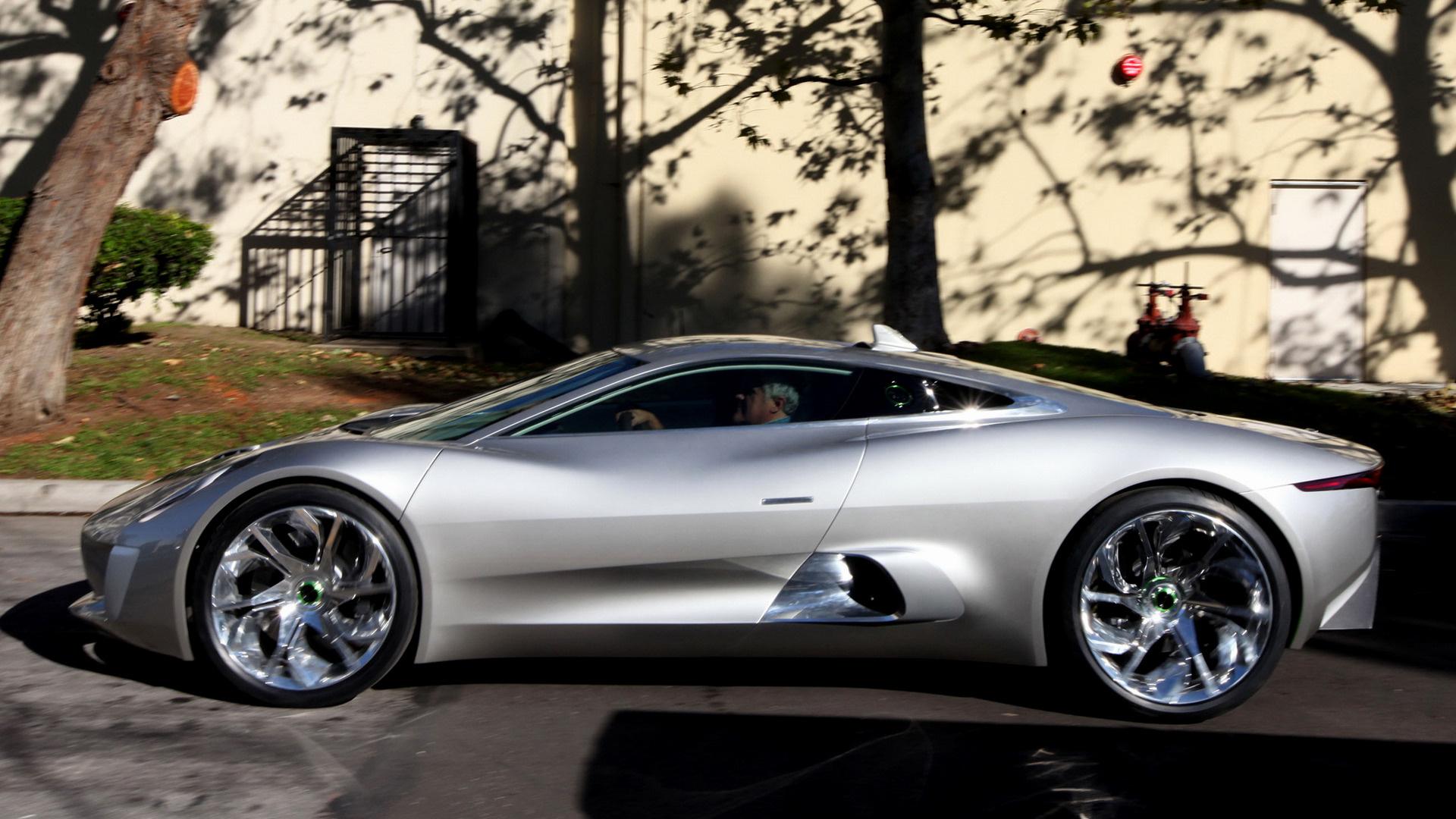 2010 Jaguar C X75 Concept Wallpapers And Hd Images Car Pixel
