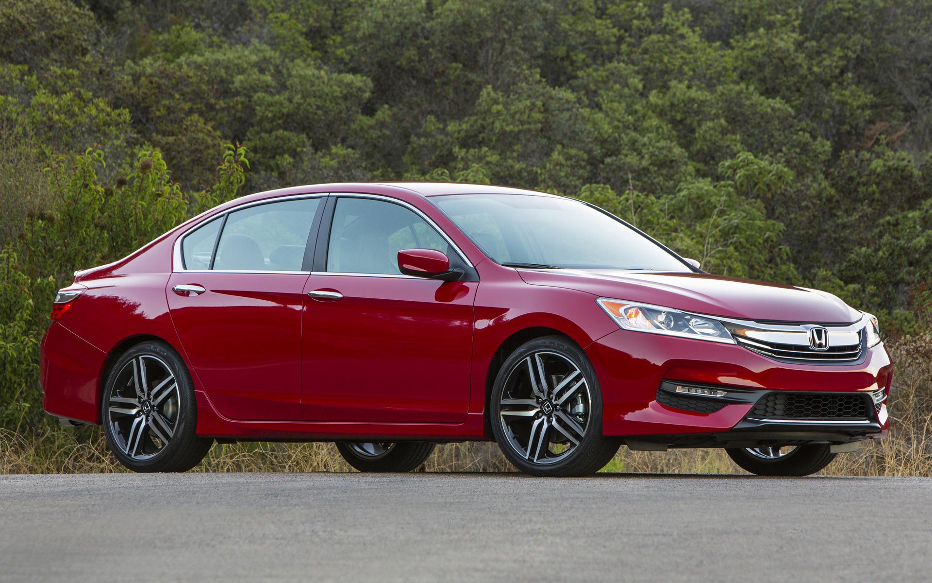 Wide 8:5 · Honda Accord Sport ...