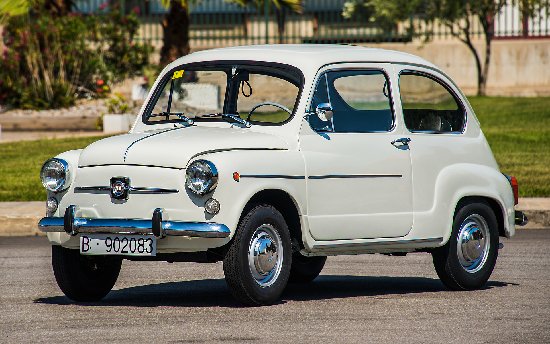 Seat 600 E (1969) Wallpapers and HD Images - Car Pixel