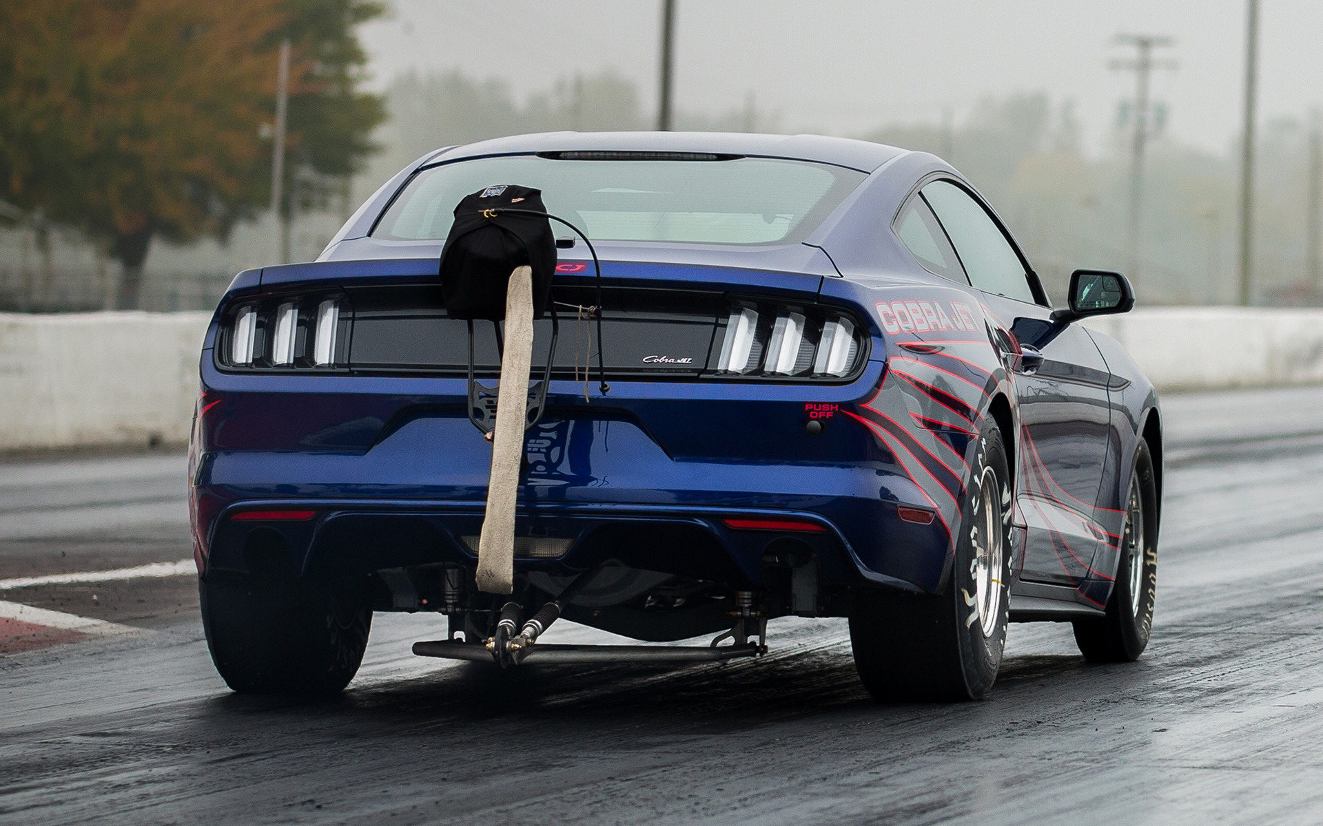 Ford Mustang Cobra Jet Drag Car (2016) Wallpapers And HD